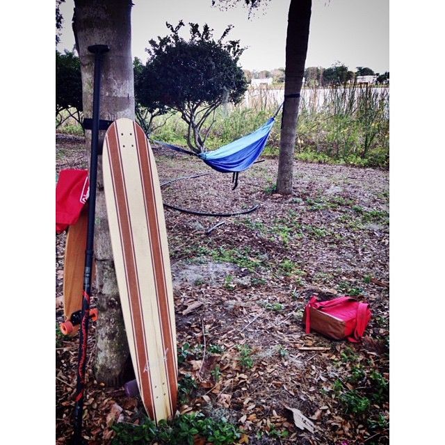 Its friday. Who's ready for the weekend? Thanks for sharing the pic @adunk670 . #koastalboards #koastal #skate #skateboarding #longboard #longboarding #camping #campvibes