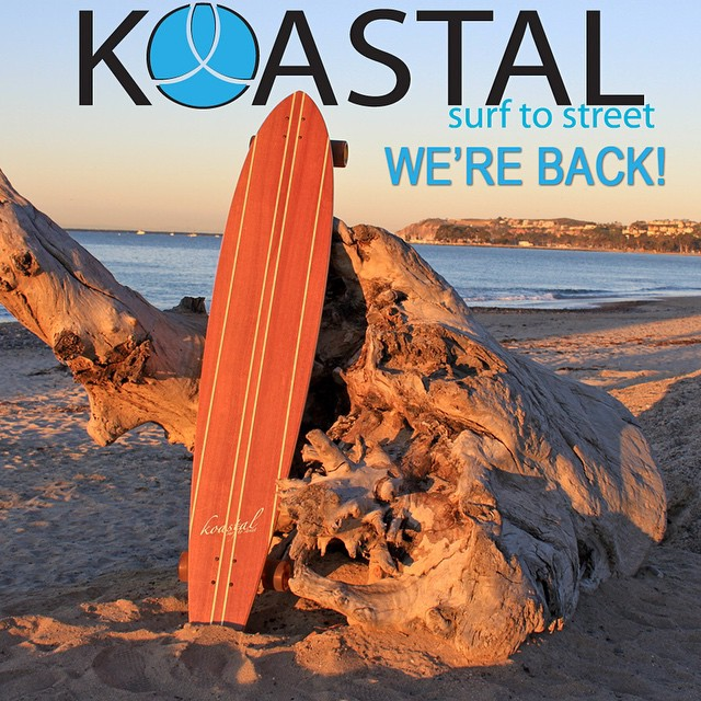 We're back with boards for sale on our site again!! Go check out boards like this wave dancer available now!!! #Koastal #koastalboards #koastalsurftostreet #surfskate #surftostreet #surfthestreets #longboard #longboards #longboarding #longboardskateboards #handmade #handcrafted #madeinusa #usamade #usaproduct