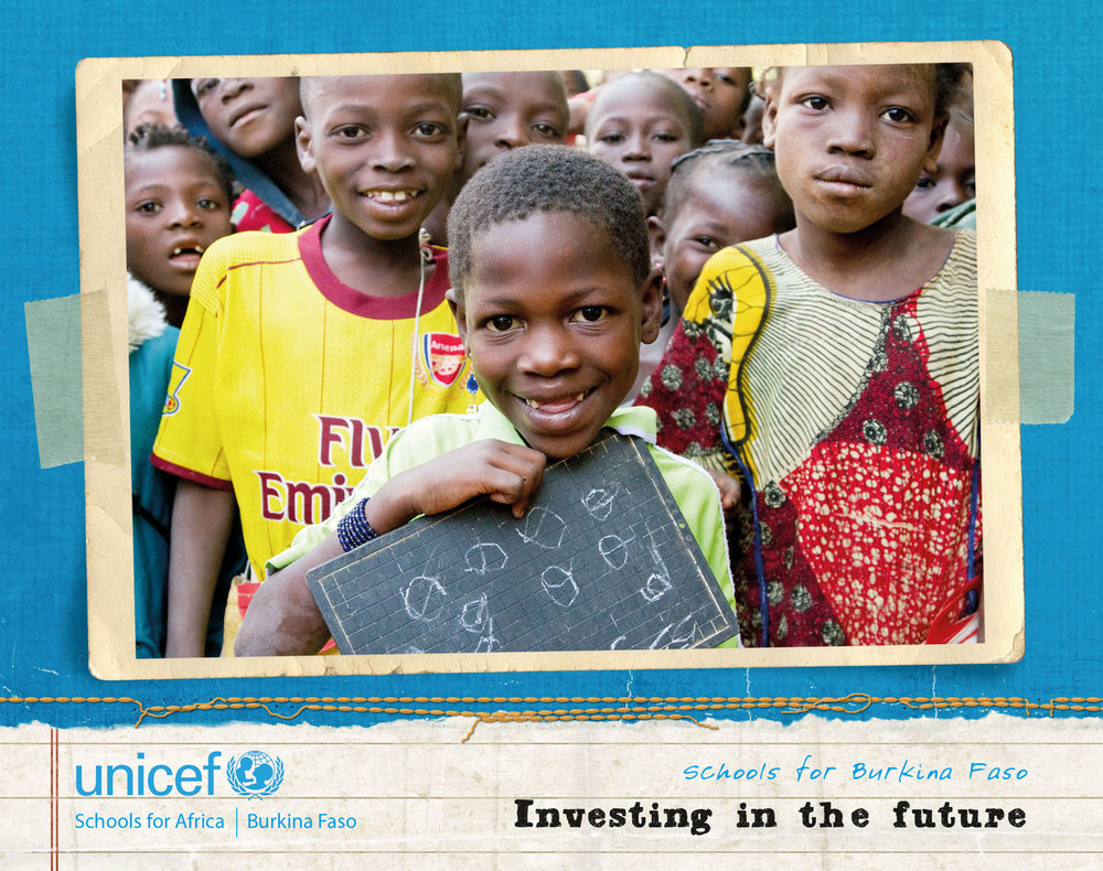 UNICEF Burkina Faso: Investing in the Future