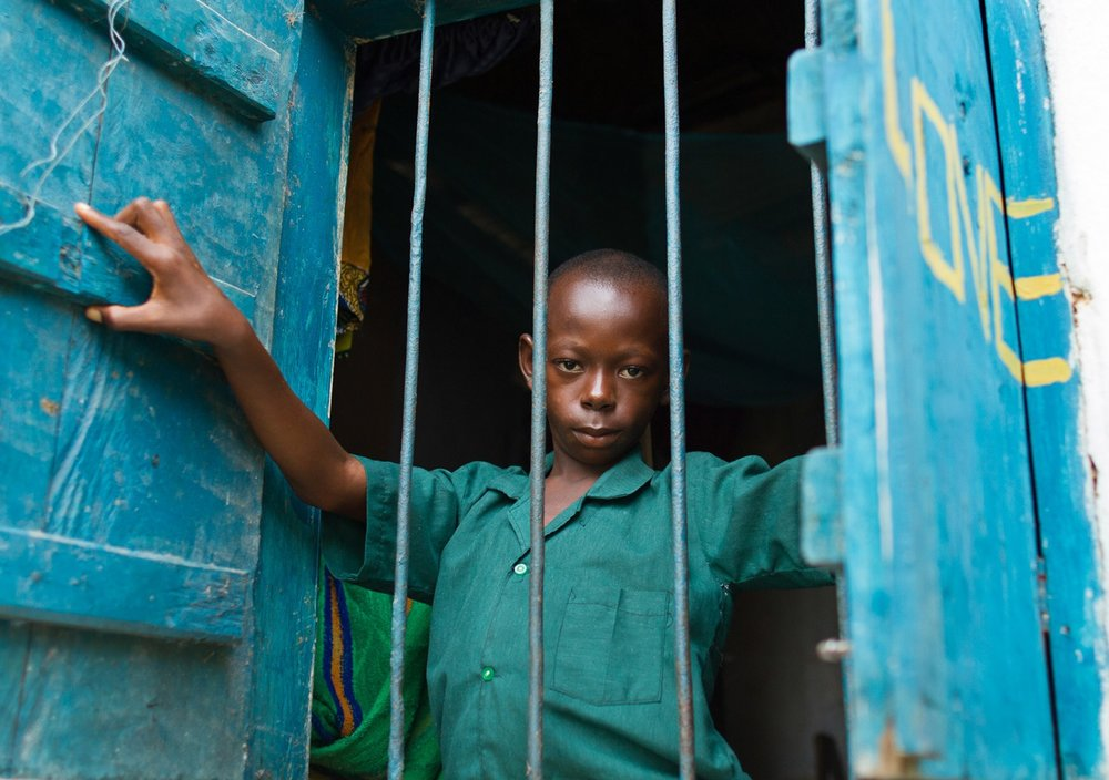 OPEN THIS PUBLICATION  UNICEF SIERRA LEONE: ABU'S STORY