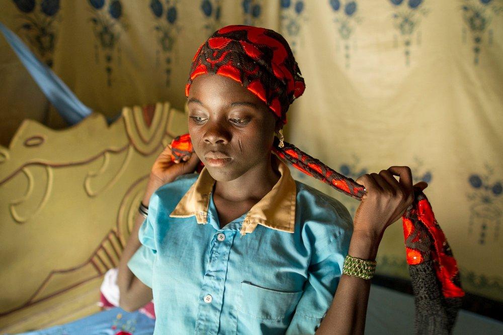 OPEN THIS PUBLICATION  UNICEF NIGER: HAMAMATOU'S STORY