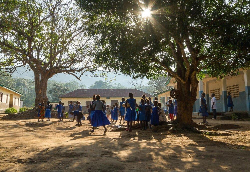 OPEN THIS PUBLICATION  UNICEF SIERRA LEONE: KUMBA'S STORY
