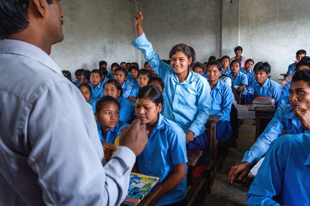 OPEN THIS PUBLICATION  UNICEF NEPAL: SEEMA'S STORY