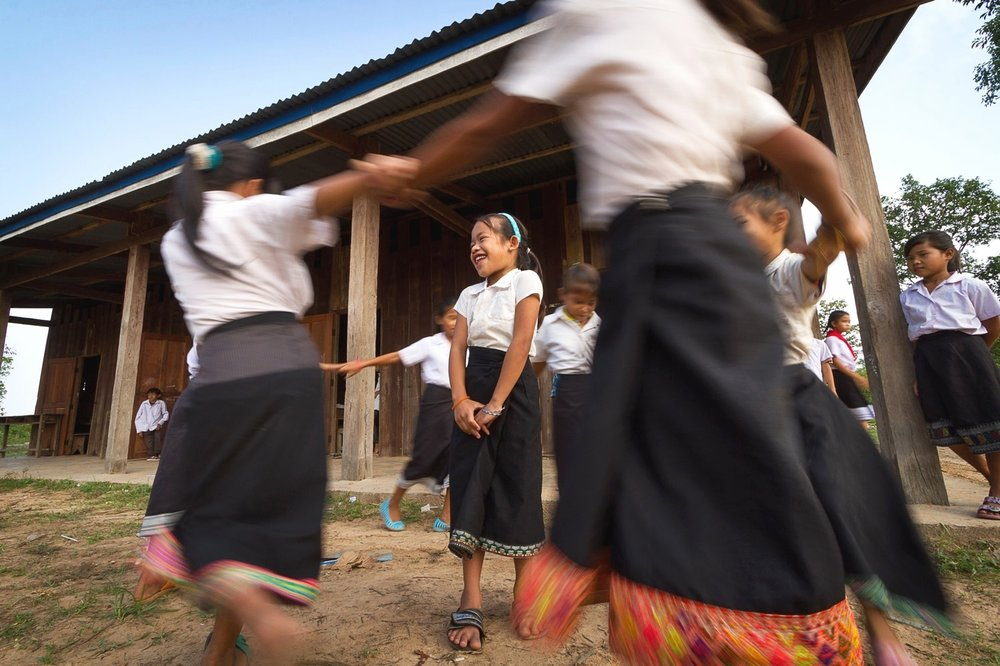 OPEN THIS PUBLICATION  UNICEF LAOS: LOY'S STORY