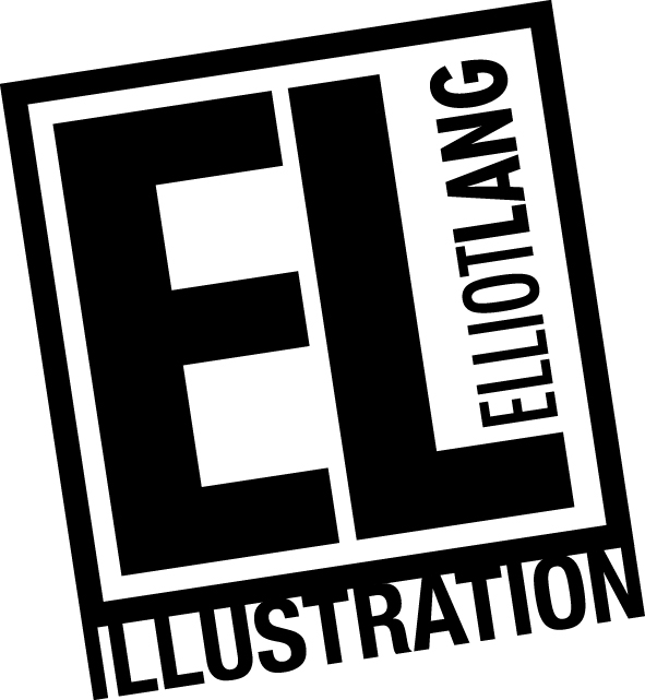 Elliot Lang Illustration