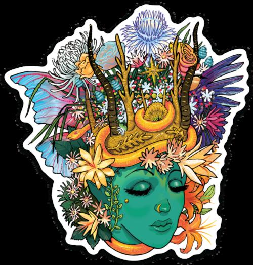 Gaia • Sticker