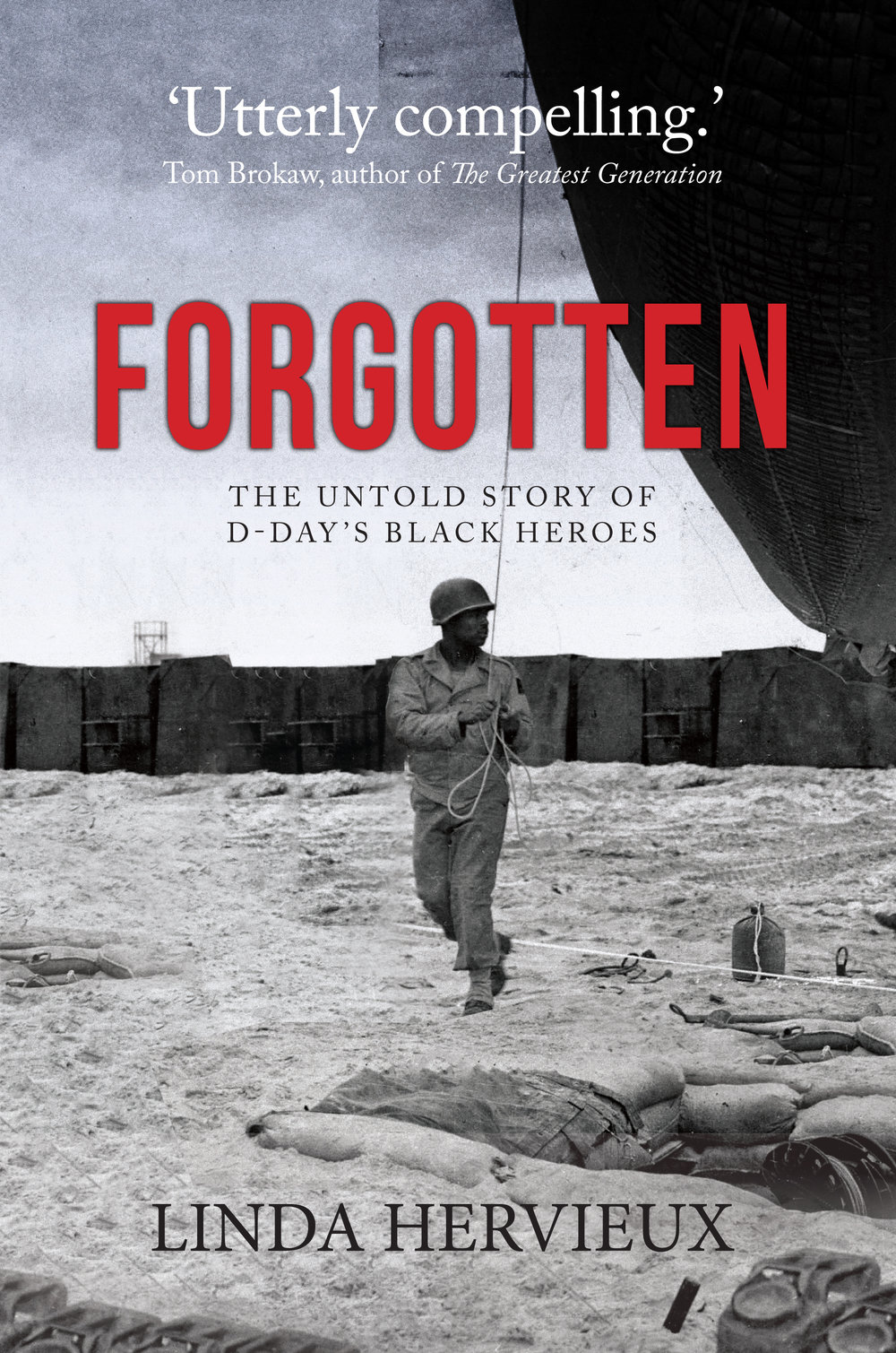 The cover of the British edition of FORGOTTEN. To order a copy  click HERE .