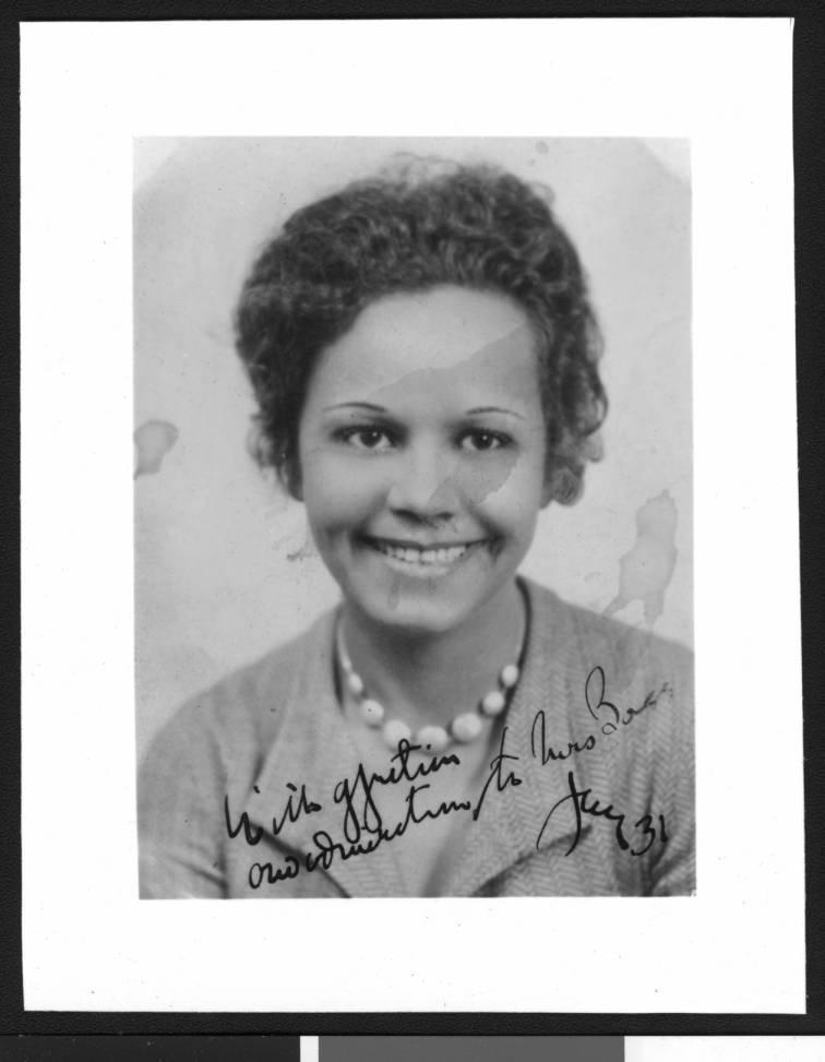 Fay Jackson (Photo / University of Southern California Libraries)