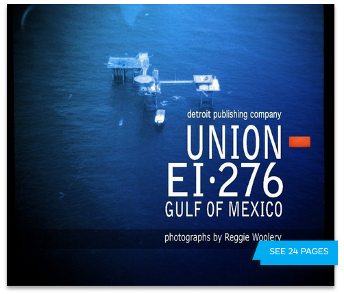 Union EI-279 Gulf of Mexico
