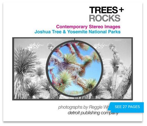 Trees + Rocks