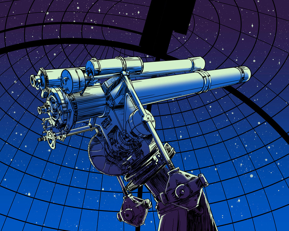 Telescope To The Stars
