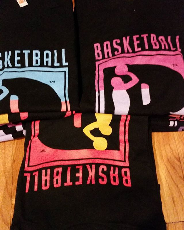 Some bright new color combos rolling out tonight for @basketballbiomechanics  Hit Tommy up for a session and get yourself some fresh gear!