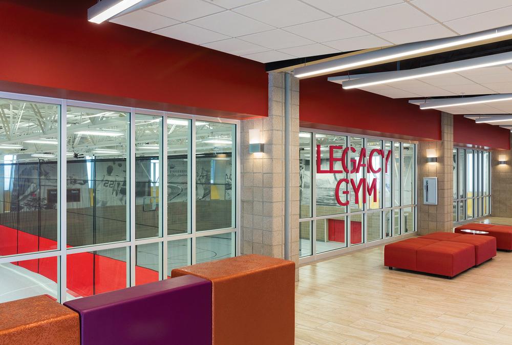 University of Utah Student Life Center - Salt Lake City, UT - 13-955