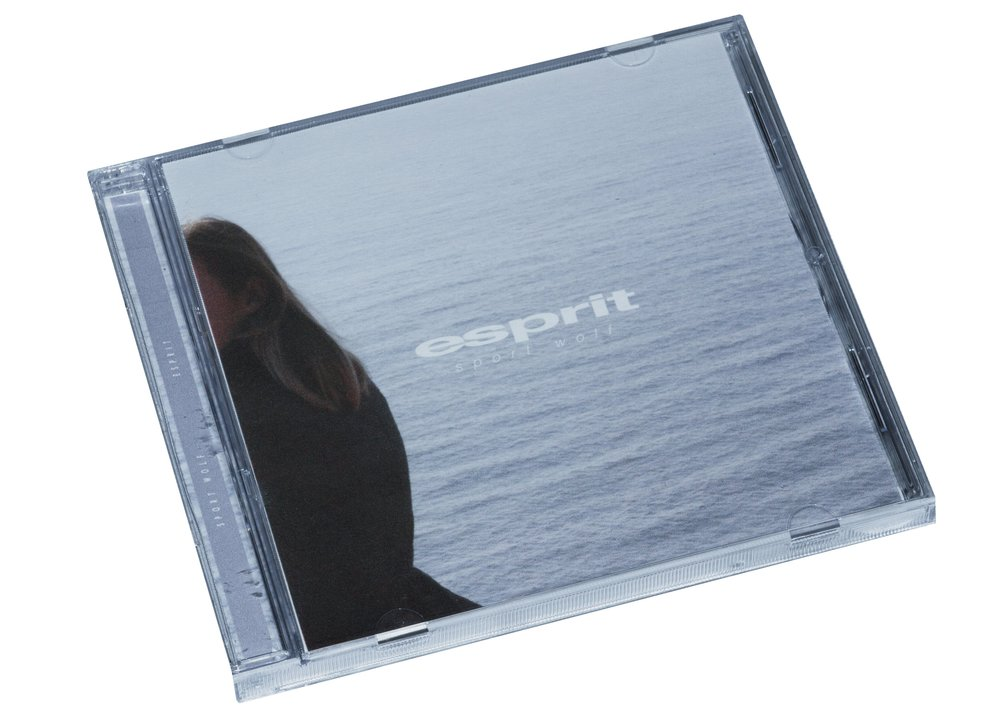 """Esprit"" available on limited edition CD."