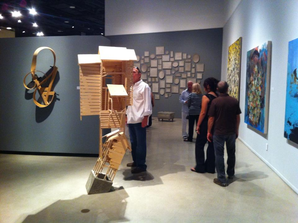 Tucson Museum of Art Arizona Biennial opening reception