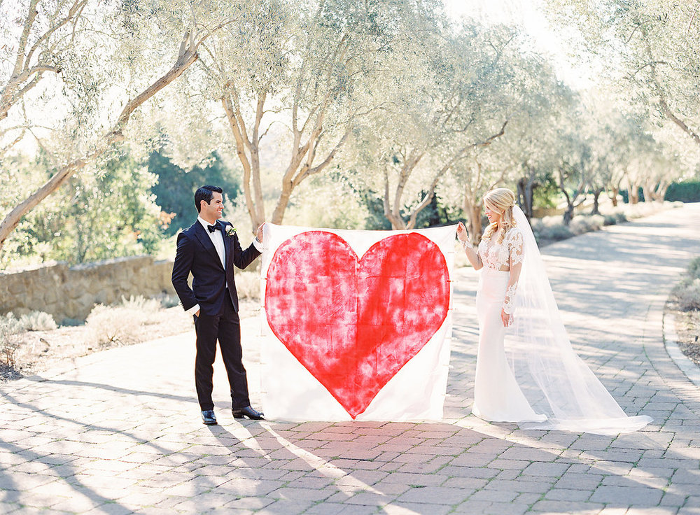 Allison and Jesse's Wedding Photographed by The Great Romance | San Ysidro Ranch