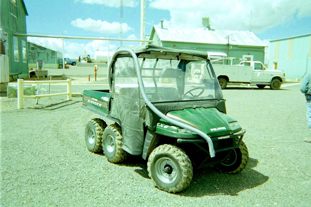 ATV MOUNTED LDS -