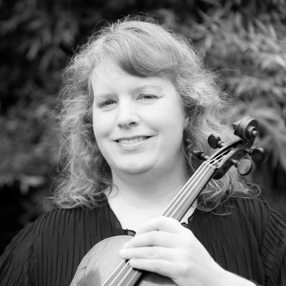 KIM ZABELLE, violin