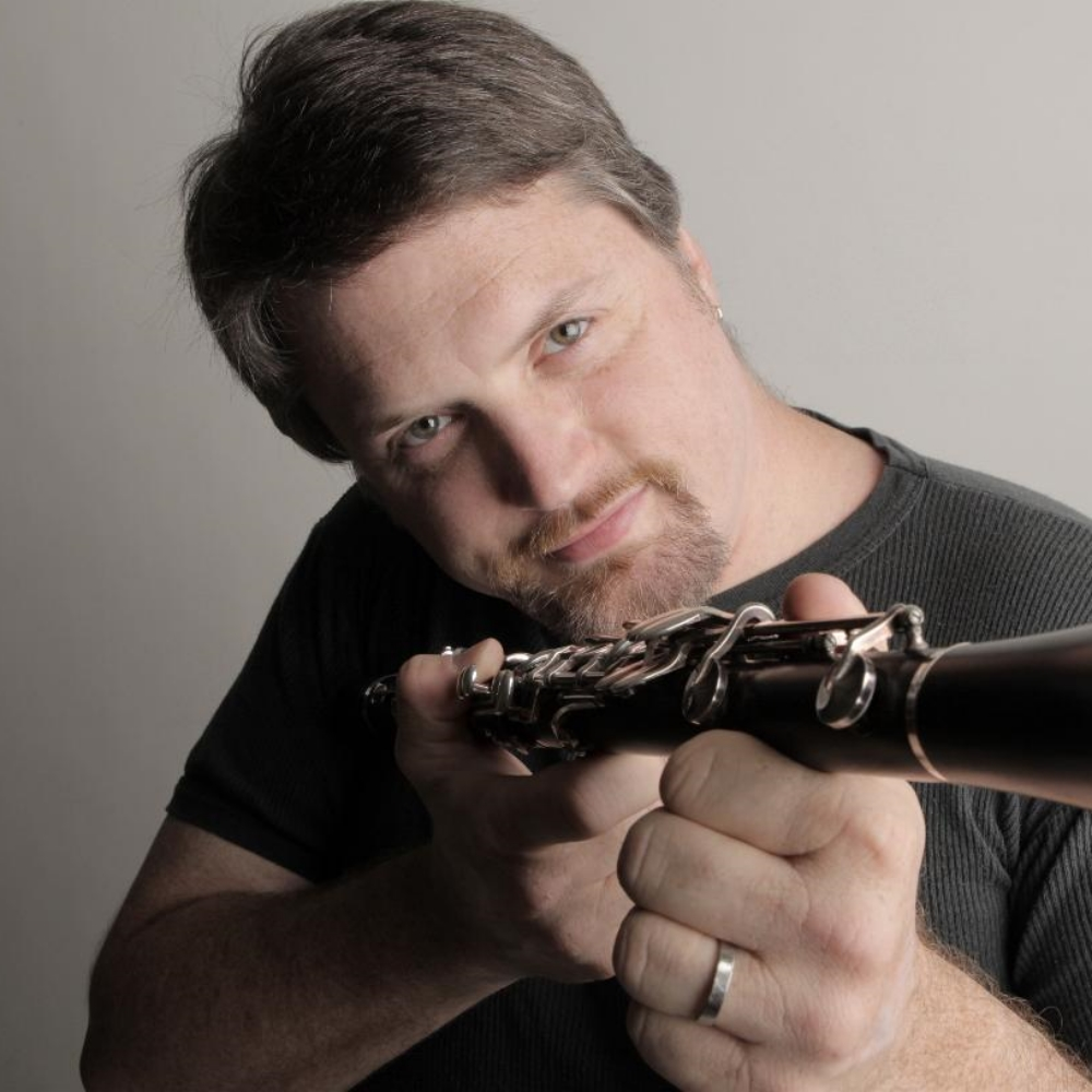 SEAN OSBORN, clarinet