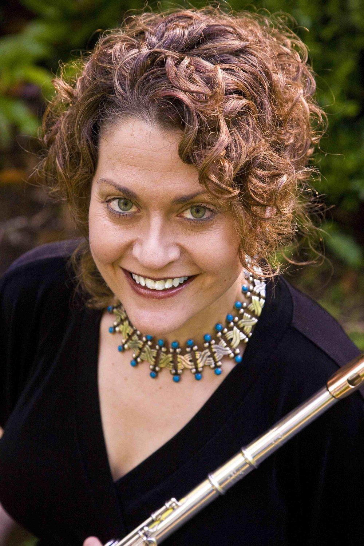 MERRIE SIEGEL, flute