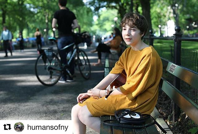 "#Repost @humansofny because of the wisdom of this person ❤️ ・・・ ""I don't think I'm going to miss eighth grade.  It's been a tough year.  A lot of my friends are struggling with depression and self-harm, and it's hard for me to watch.  I just care about them so much.  Growing up is so hard for some people.  It's such a big thing.  It's your foundation, I guess.  You're becoming you.  It's such a big thing and we're going through it right now.  Some of my friends are struggling with loving themselves and loving life.  I think they forget that we're still learning.  They think that they're already who they're going to be.  They think they know the future.  And it's going to be horrible.  And they'll never be able to fix it.  But that's not true because we're still changing.  And we'll always be changing.  Even when we're old, we'll be changing."""
