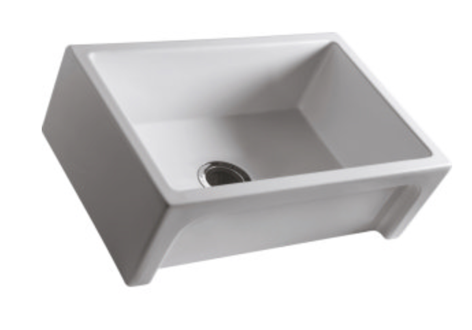 "Barclay Granville 30"" Single Basin Apron Front Kitchen Sink, $1027.65"