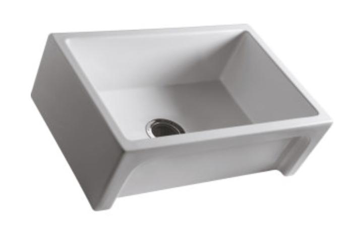 "Barclay Granville 30"" Single Basin Apron Front Kitchen Sink, $1027.65"