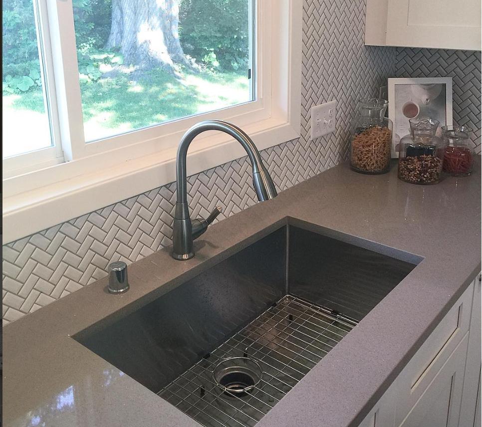 Kitchen Sink Series, Part 2: Single Basin vs. Double Basin ...