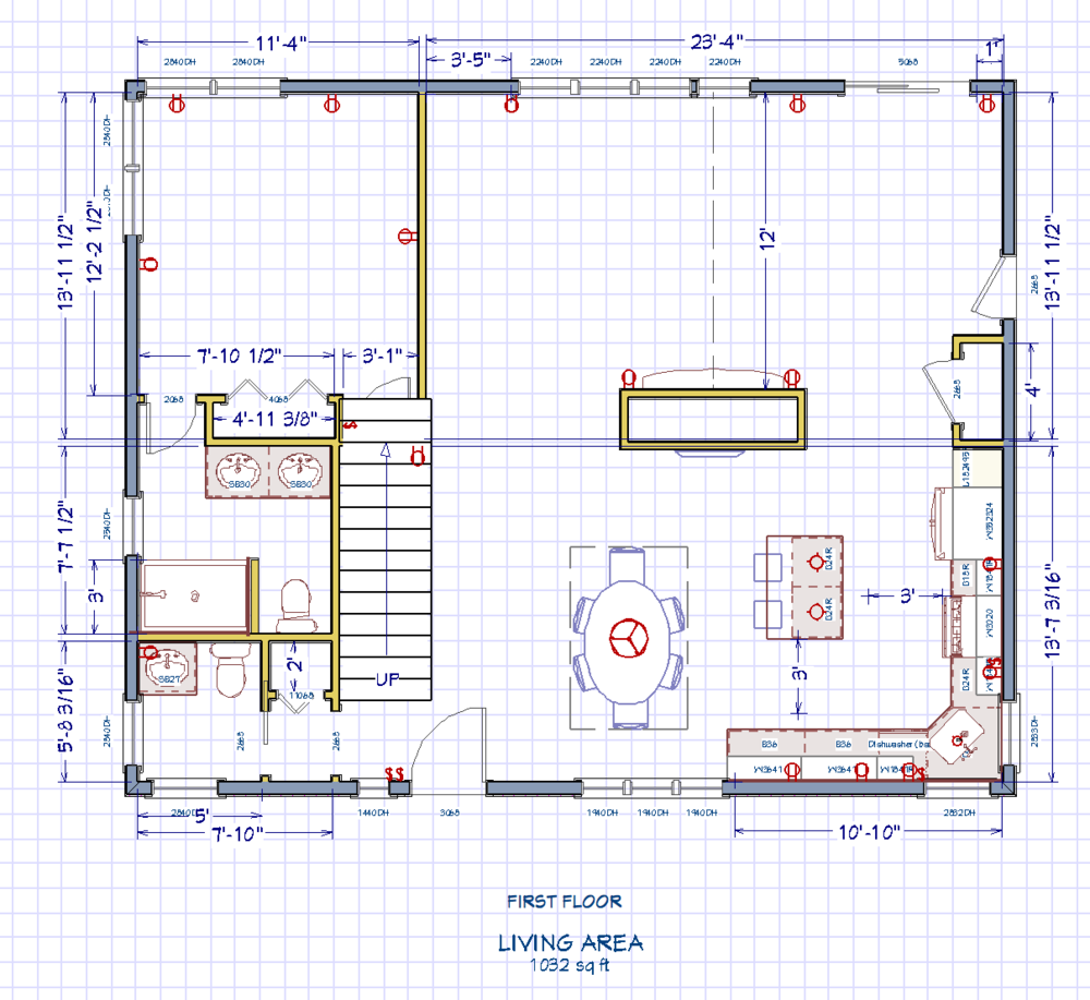 After Floor Plan