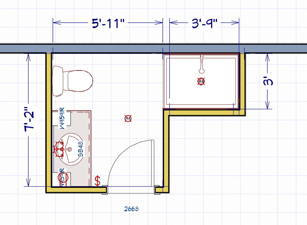 SUGGESTED LAYOUT