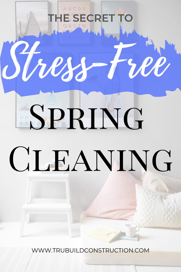 How To Get Your Spring Cleaning Done Without Lifting A Finger