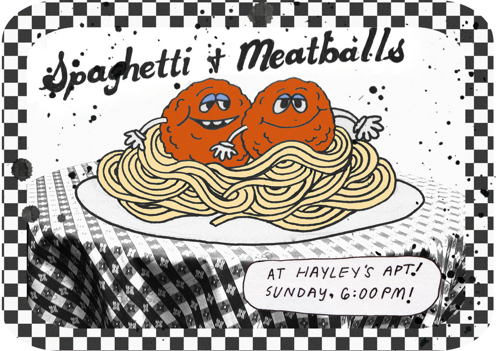 spaghetti and meatballs-framed.jpg