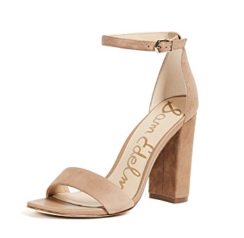 Click to shop via Shopbop   Sam Edelman   Yaro Suede Sandals | $120.00