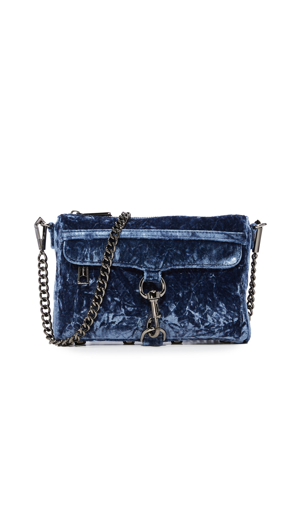 REBECCA MINKOFF VELVET MINI MAC BAG   SHOP HERE
