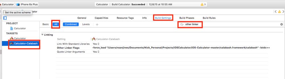 adding.calabash.framework