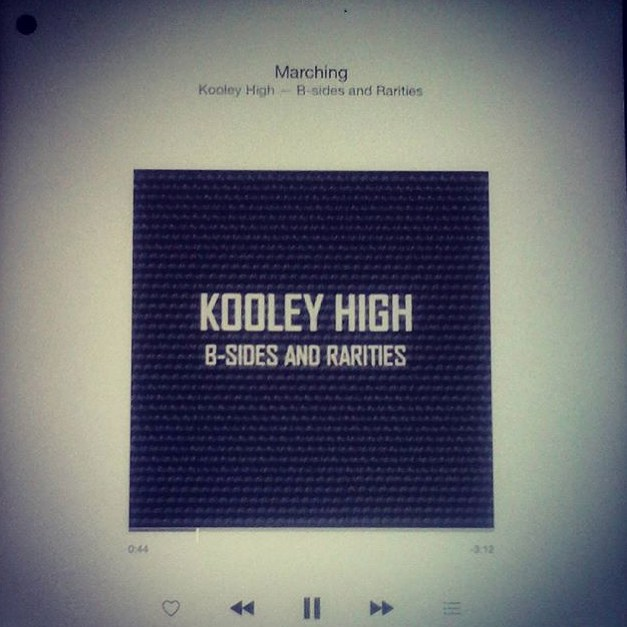 We released this album several years ago and didn't tell anyone.  #kooleyhigh #lowkey  (at MECCA Records)