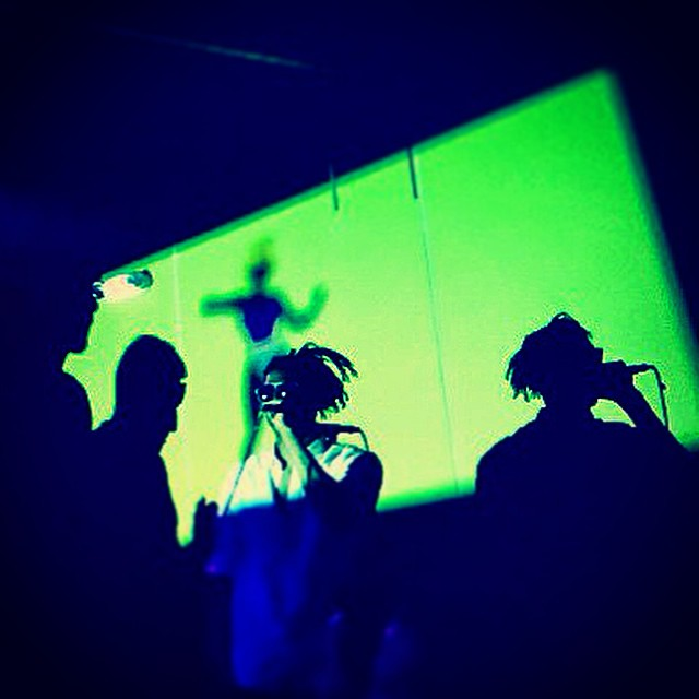 Projector Life. #kooleyhigh #kooleyishigh