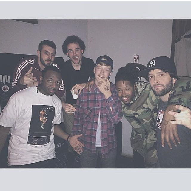 Squad.  #kooleyhigh #kooleyishigh #raleigh #kings
