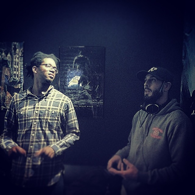 In Brightlady… Trying to make a Classic. #kooleyhigh #studio #hiphop #NorthCarolina