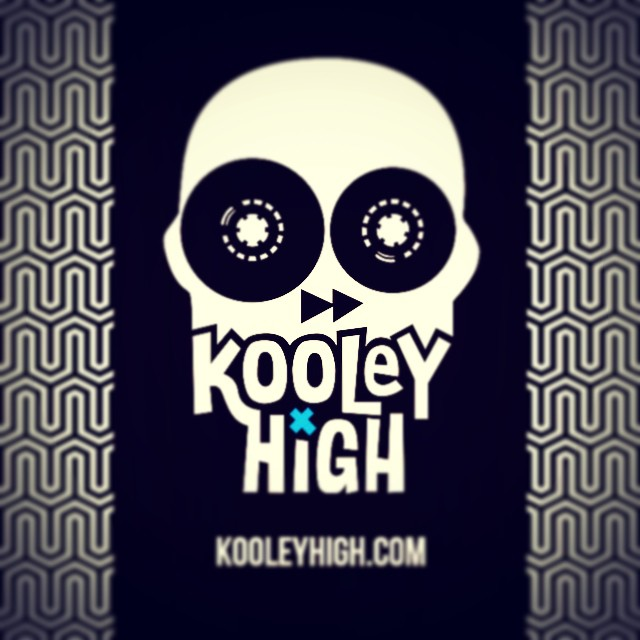 Respect The Logo #kooleyhigh #jsol #raleigh #brooklyn #EST #DavidThompson #SummerSessions #movethatdope