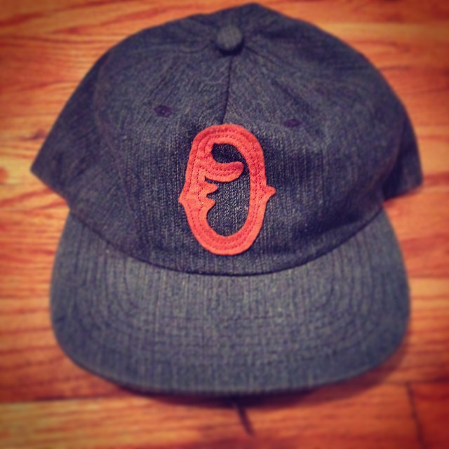 OBEY the Orioles. Congrats on the win Baltimore! #bmore #mlb #obey #hats #sports #baseball #kooleyknowssports