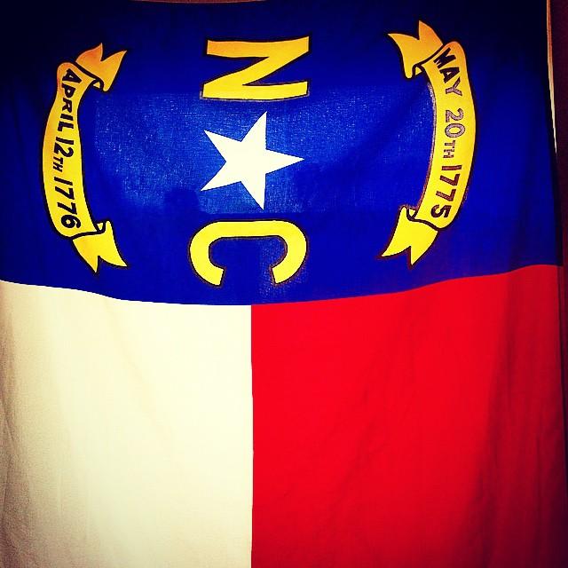 I rep that errrryday. #NorthCarolina #Flag #brooklyn #kooleyhigh #redwhiteblue #reppin #919