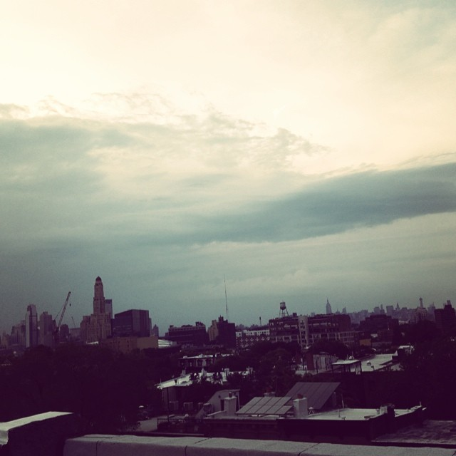 Rooftop Chilling #brooklyn #instagood #kooleyishigh
