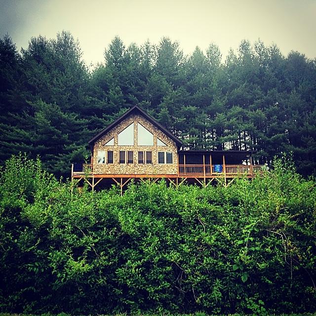 Gangstas Paradise #kooleyishigh #bachelorparty #mountains #NC