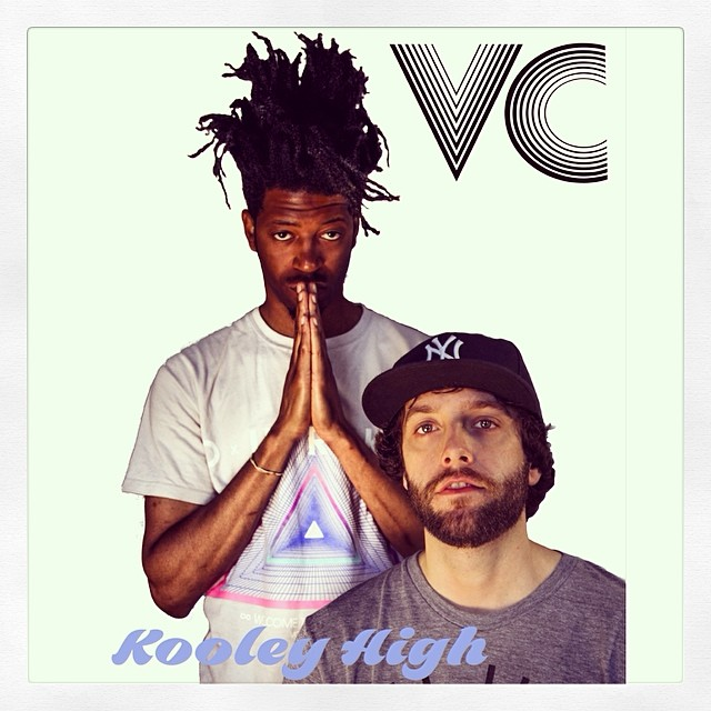 vulgarcolors :     [ Charlie Smarts x DJ Ill Digitz ] ✊✨  Premiere Issue of Vulgar Colors drops June 1.   #vulgarcolors #kooleyhigh #premiereissue
