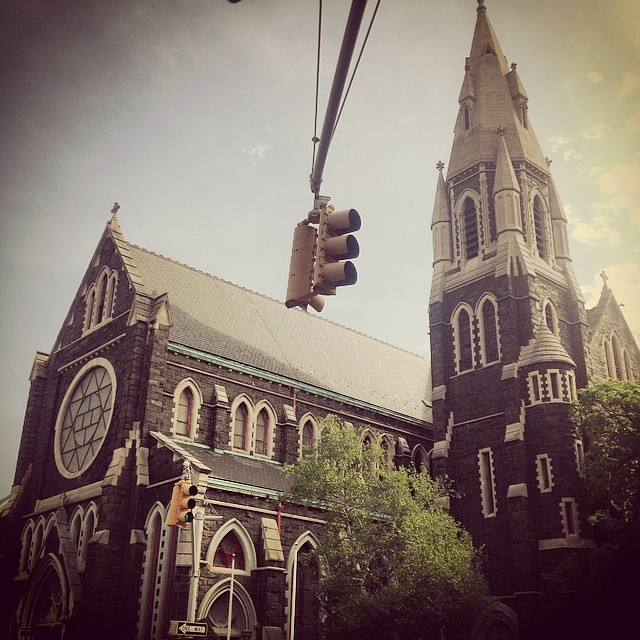 Be Blessed. #churches #brooklyn