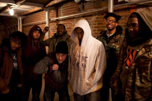 patthefunkyhomosapien: Clear Soul Forces with Kooley High in Brooklyn! via the CSF facebook