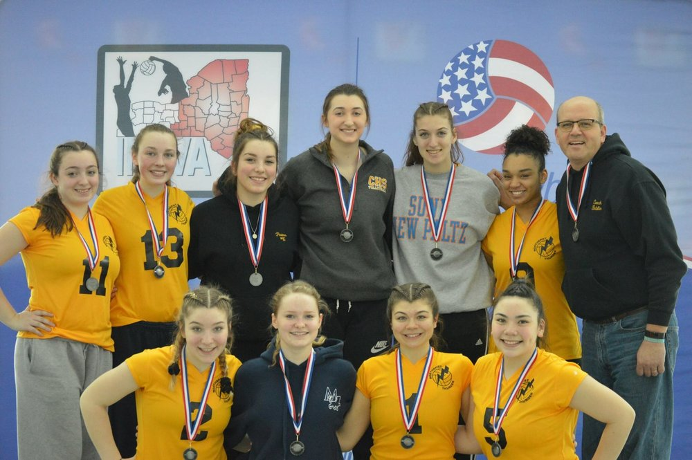 18 Thunder 2nd Place Finish in Gold Division of Feb. 2019 IREVA Icicle Challenge
