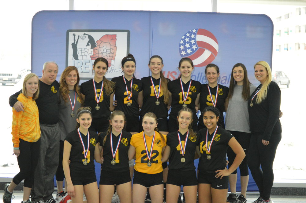16 Force Wins Gold Division of IREVA Icicle Challenge