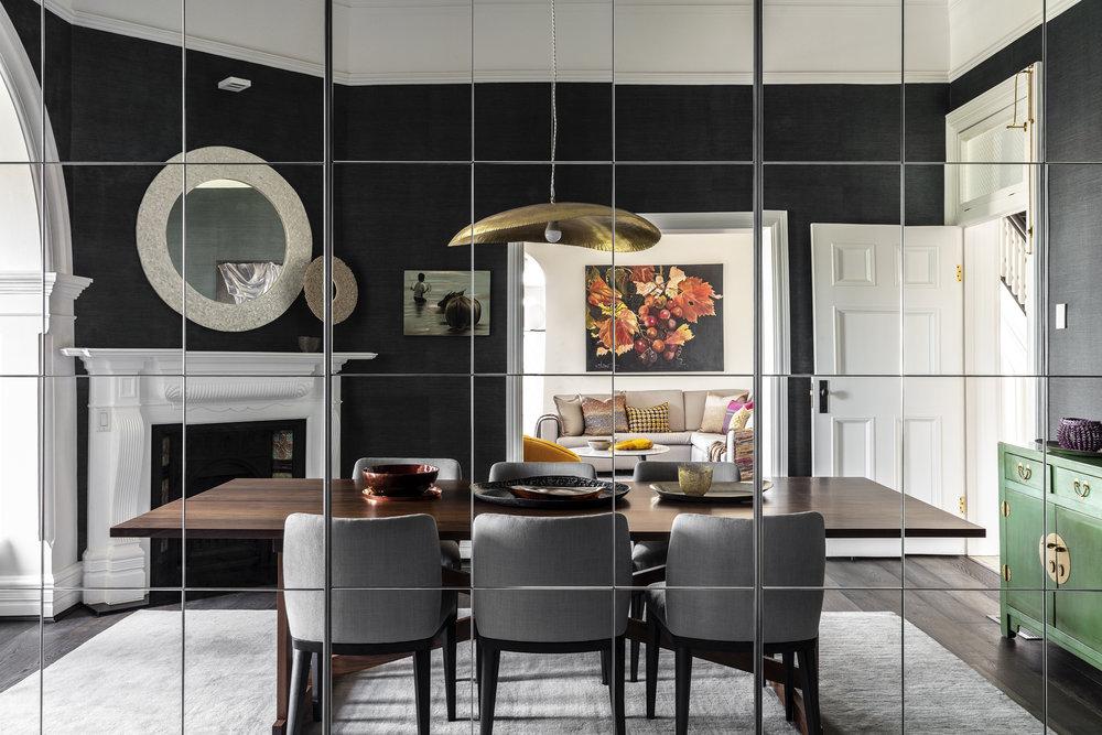 Sydney-North-Shore-Formal-Dining-Room-Mirrors-Pendant-Artwork.jpg